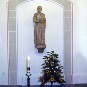 Statue von Adolph Kolping in der Propsteikirche