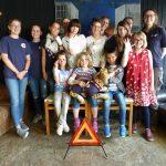 DRK zu Gast bei den Kolping-Kids