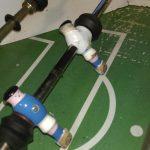 Neuer Tisch-Kicker im JBZ Marsberg dank unseren Kolping-Kids