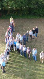 Kolpingsfamilie Niedermarsberg zu Gast im Egger Werk